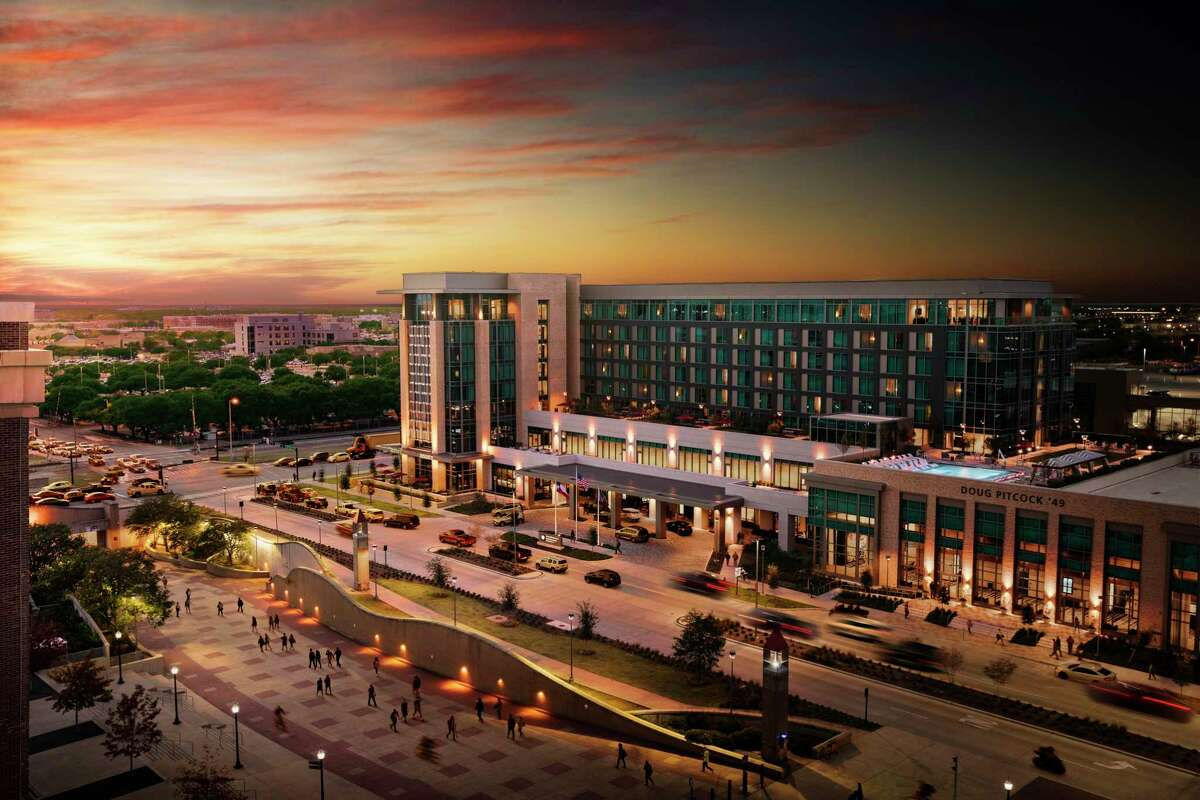 The Doug Pitcock '49 Texas A&M Hotel and Conference Center in College Station, a Benchmark Resorts & Hotels brand property, has announced that it has earned AAA's Four-Diamond Rating.