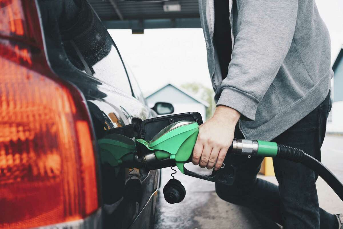 Gas prices are going up in May 2021 in the wake of a cybersecurity attack temporarily shutting down a major pipeline. (Getty Images)