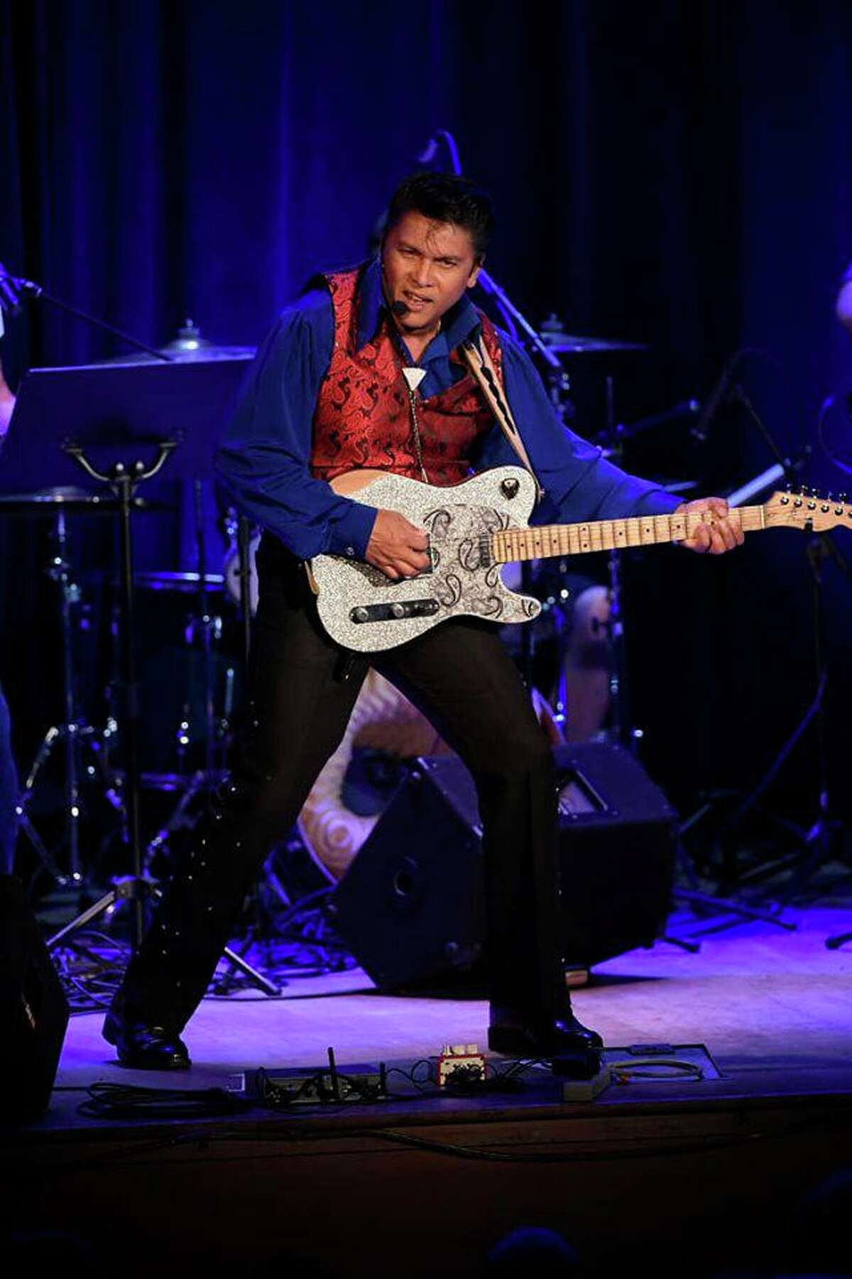 """A Las Vegas legend """"Sting Ray Anthony"""" will perform for the first time at the Huntsville Old Town Theatre on Friday, Aug. 27."""