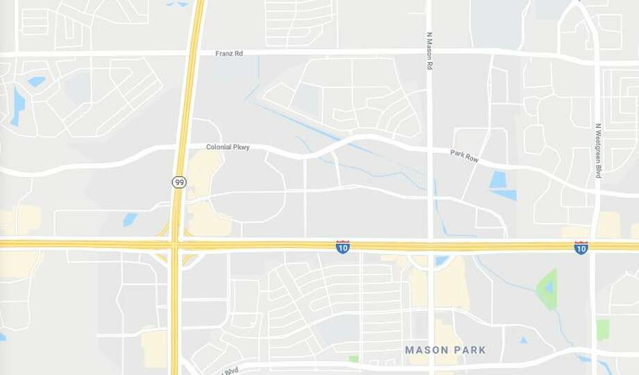 Texas Department of Transportation crews are doing an emergency repair on I-10 at Mason Thursday afternoon.