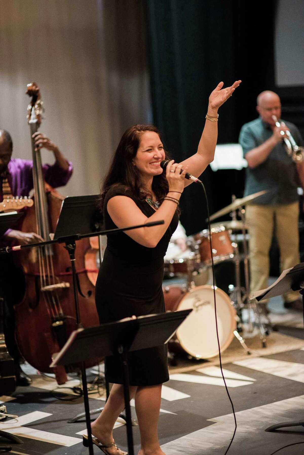 Nicole Zuraitis performs at last year's Jazz After Work series.