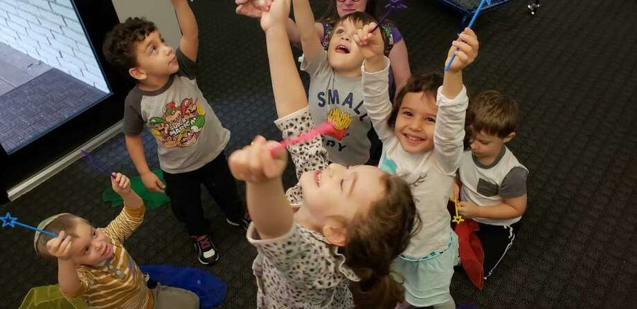 """Leah Blecher got her director's license and opened """"The Gan"""" just after Labor Day last year. The preschool, housed at Chabad of The Woodlands along Budde Road, just completed its first year with 11 total children enrolled between two different age groups: 18-month-olds to 2-year-olds and 3- to 4-year-olds. Photo: Submitted Photo / Submitted Photo"""