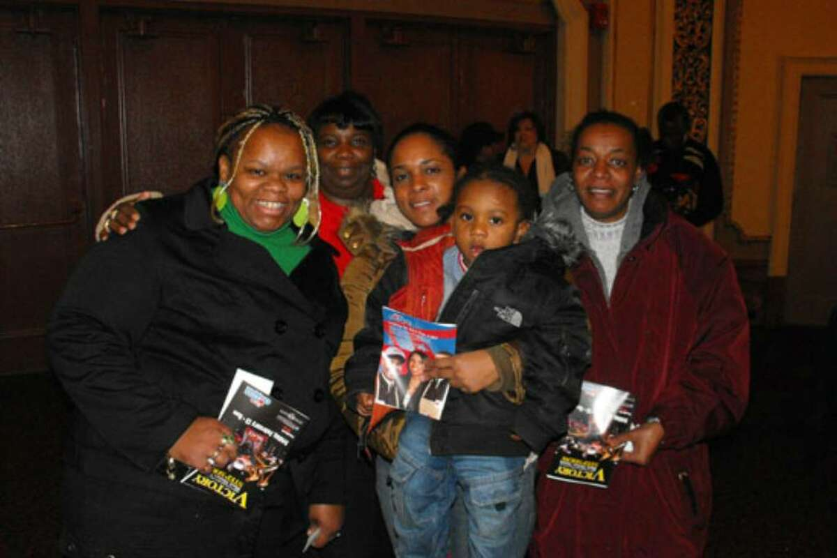 Were you seen at 2009 5th Annual Step Show at Palace Theatre in Albany?