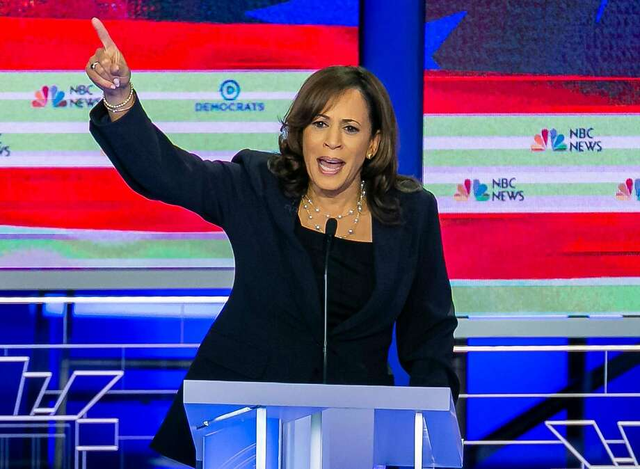 Click through the slideshow to see updated 2020 betting odds after the first Democratic debate. Photo: Al Diaz, TNS