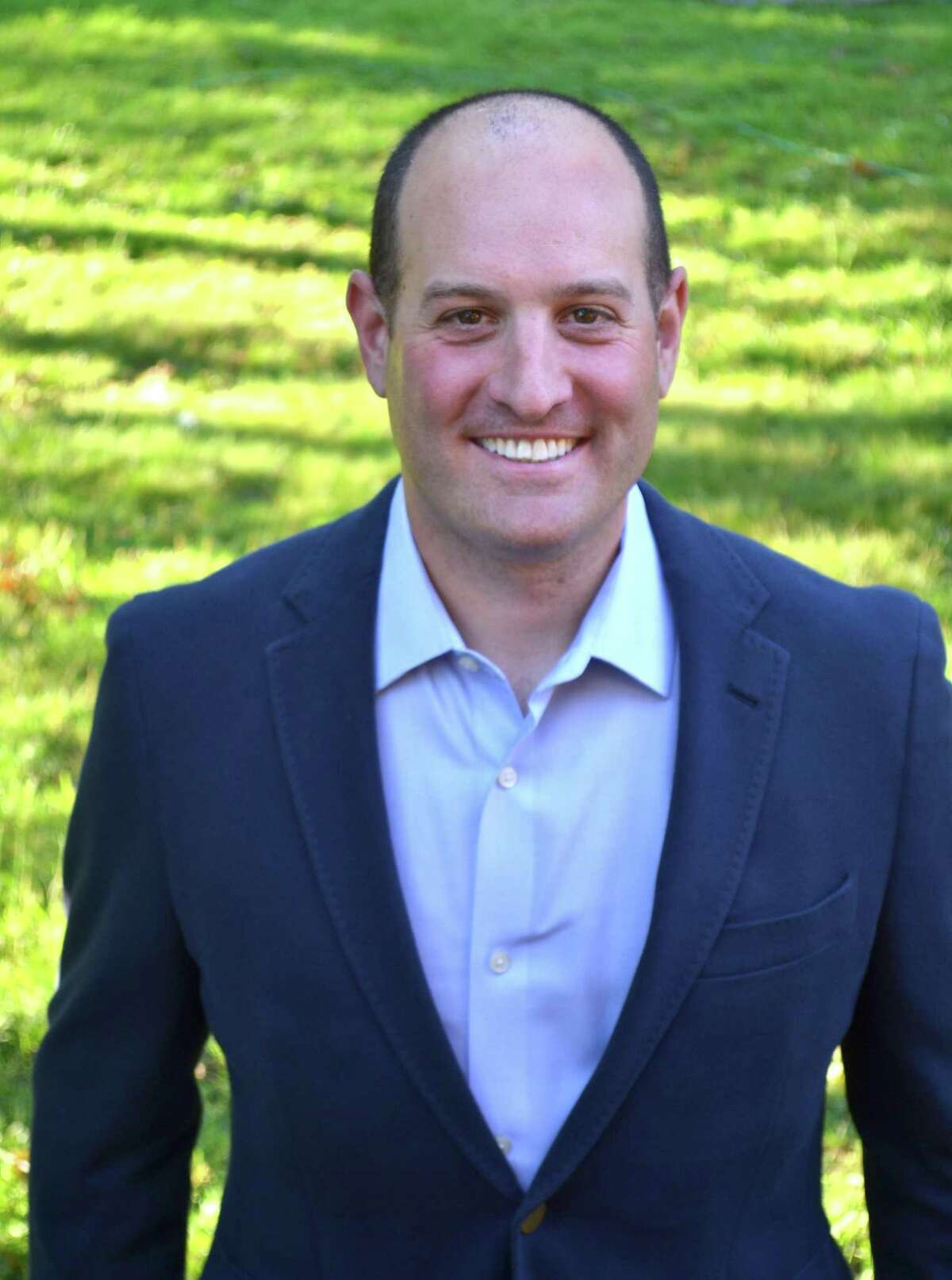 Jed Kornbluh of West Hartford is the new executive director of Middletown's Connecticut Cycling Advancement Program.