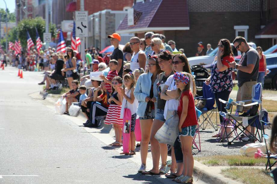 These are scenes from last year's Freedom Festival celebration in Cass City. This year's festivities will start at noon July 4 through the evening of July 6. Photo: Tribune File Photo
