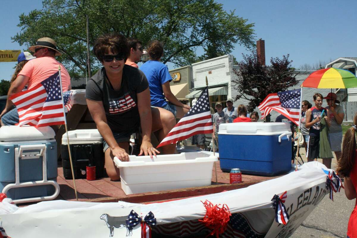 These are scenes from last year's Fourth of July celebration in Port Hope. This year's activities will run July 5-7.