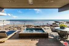 Kevin Durant's beach house in Malibu, CA