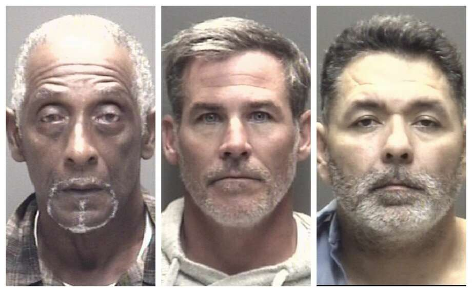 PHOTOS: Felony sex crime arrestsOfficials arrested five people for felony sex crimes in Galveston County throughout the month of May.>>>See mugshots and charges of the accused... Photo: Galveston County Crime Records