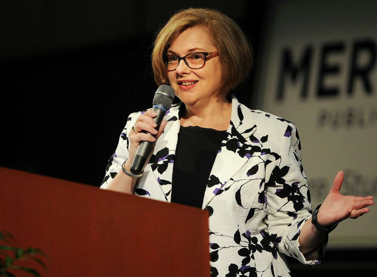 Education Commissioner Dianna Wentzell
