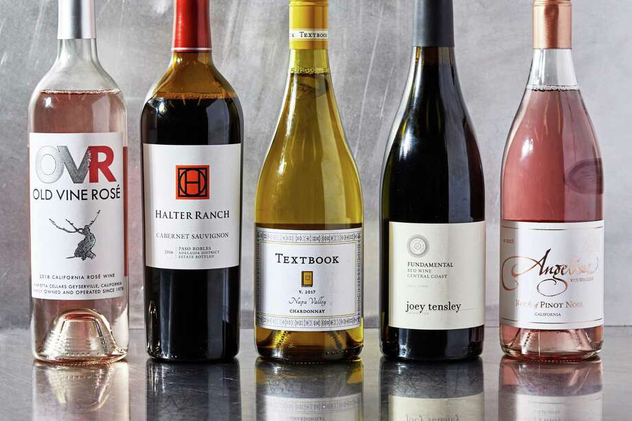 Rosé all day with this refreshing California $13 pinot noir