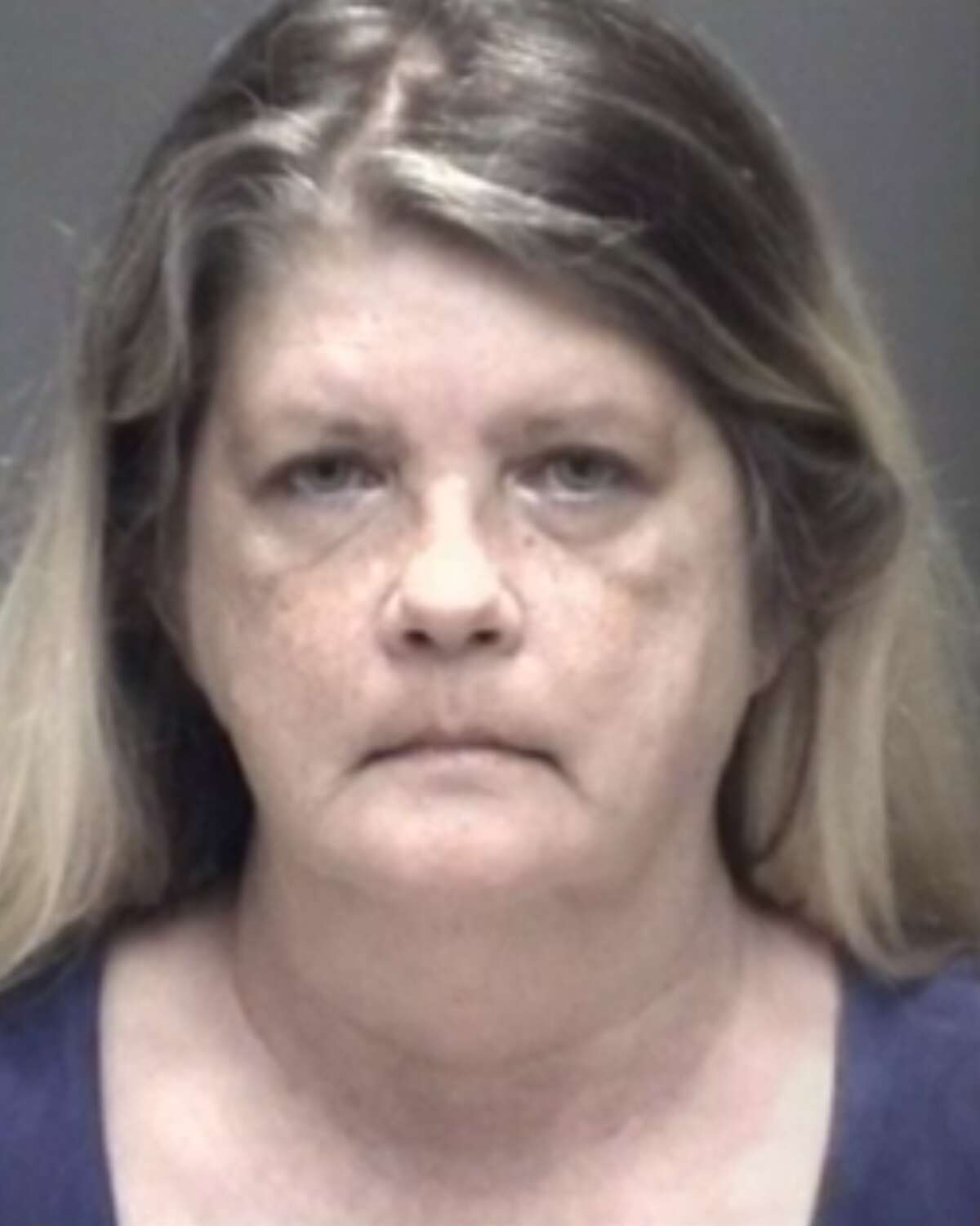 Josephine Goodnight was arrested June 20 and charged with securing a document through deception.