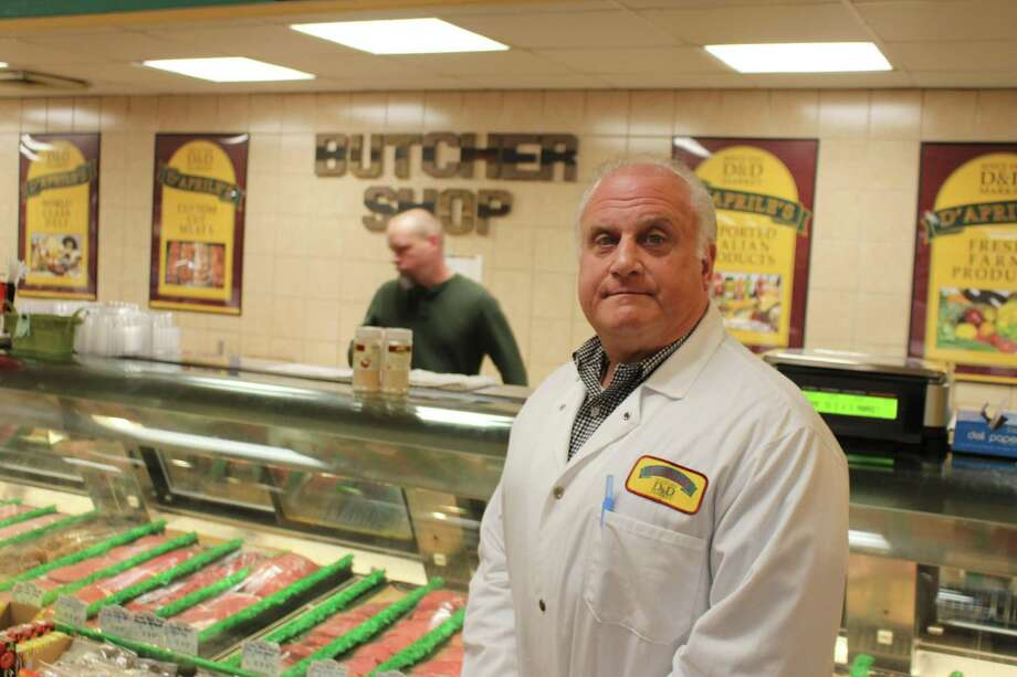 Hartford's high property-tax rate was a major reason Daniel D'Aprile said he moved his D&D Market grocery store to Wethersfield, where he is saving tens of thousands of dollars annually on property-tax costs. Photo: Greg Bordonaro / HBJ Photo / HBJ PHOTO | GREG BORDONARO; Contributed