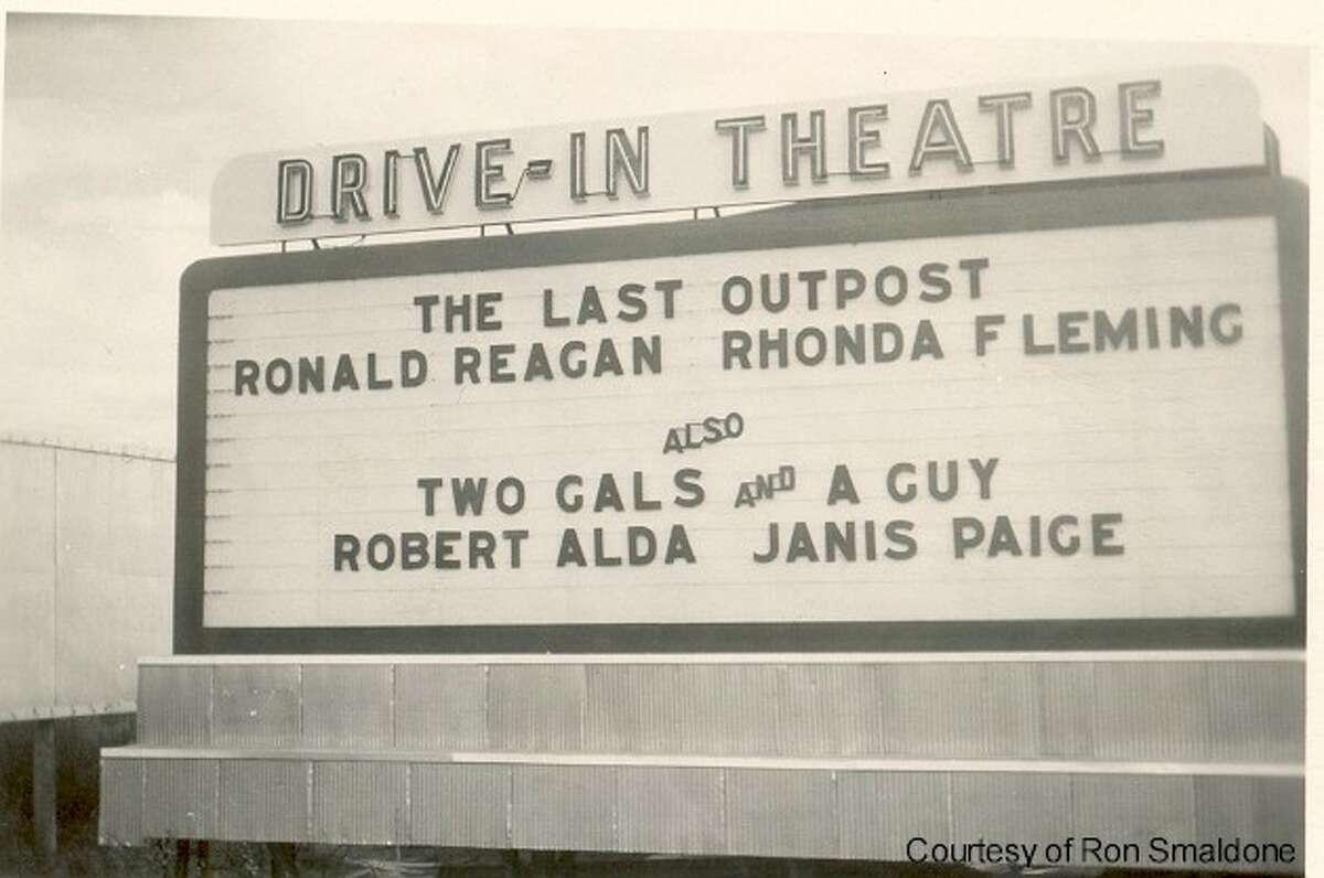 Malta Drive In Turns 70 See The Capital Region In 1949