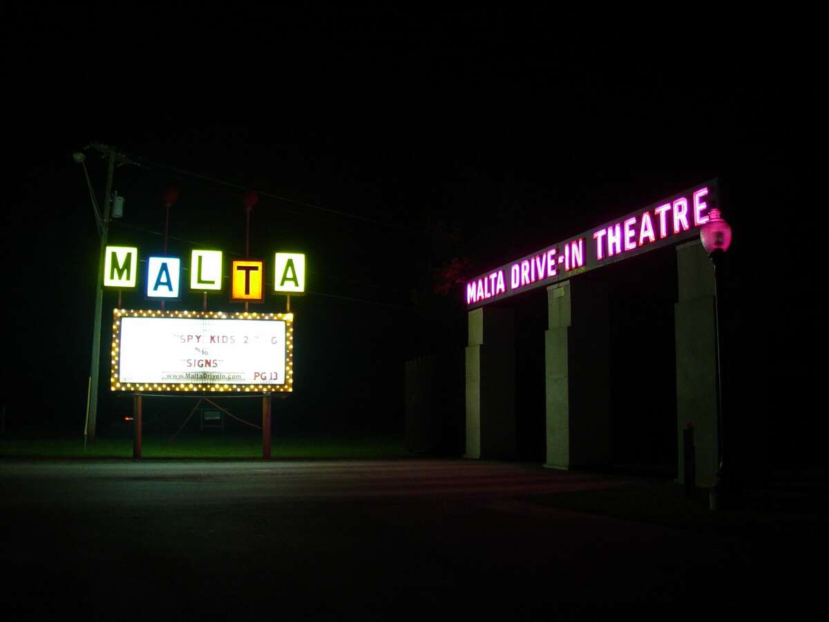The Malta Drive-In at 2785 State Route 9 is one of three area theaters that will open this weekend ahead of Memorial Day.