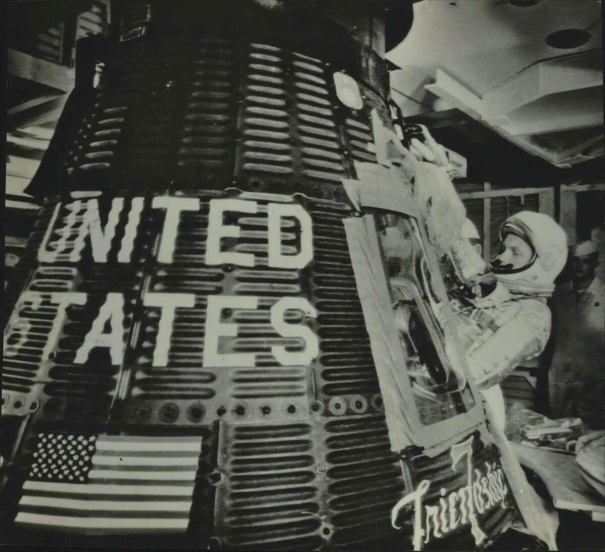 John Glenn, United States Friendship
