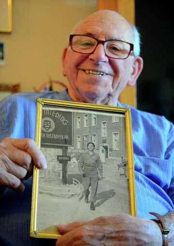 Randall Beach: A modest hero recalls facing down Hitler's tanks