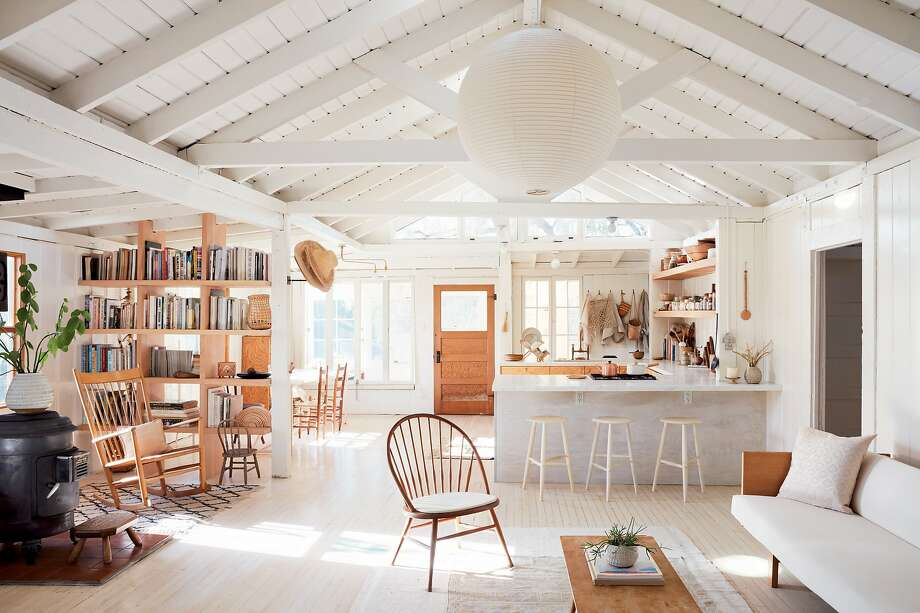 """Abode: Thoughful Living With Less"" (Abrams; 2019) by Serena Mitnik-Miller and Mason St. Peter, co-founders of design shop General Store in San Francisco. Photo: Mariko Reed"