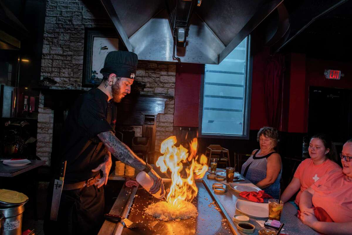 Sumo Japanese Steakhouse won Best Steakhouse in the 2019 Express-News Readers' Choice Awards.