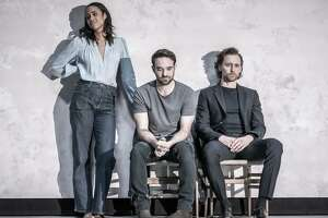 "Zawe Ashton, Charlie Cox, and Tom Hiddleston star in the Broadway revival of Pinter's ""Betrayal"""
