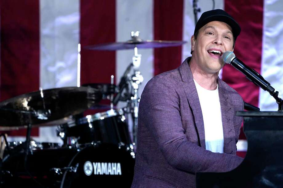 Gavin DeGraw will be performing at The Capitol Theatre in Port Chester, N.Y., Aug. 8. Photo: John Lamparski / Getty Images / 2019 John Lamparski