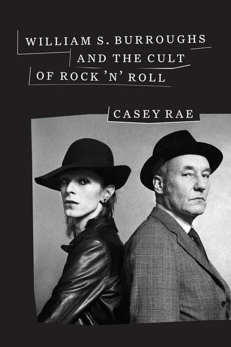 """William S. Burroughs and the Cult of Rock 'n' Roll"" by Casey Rae."