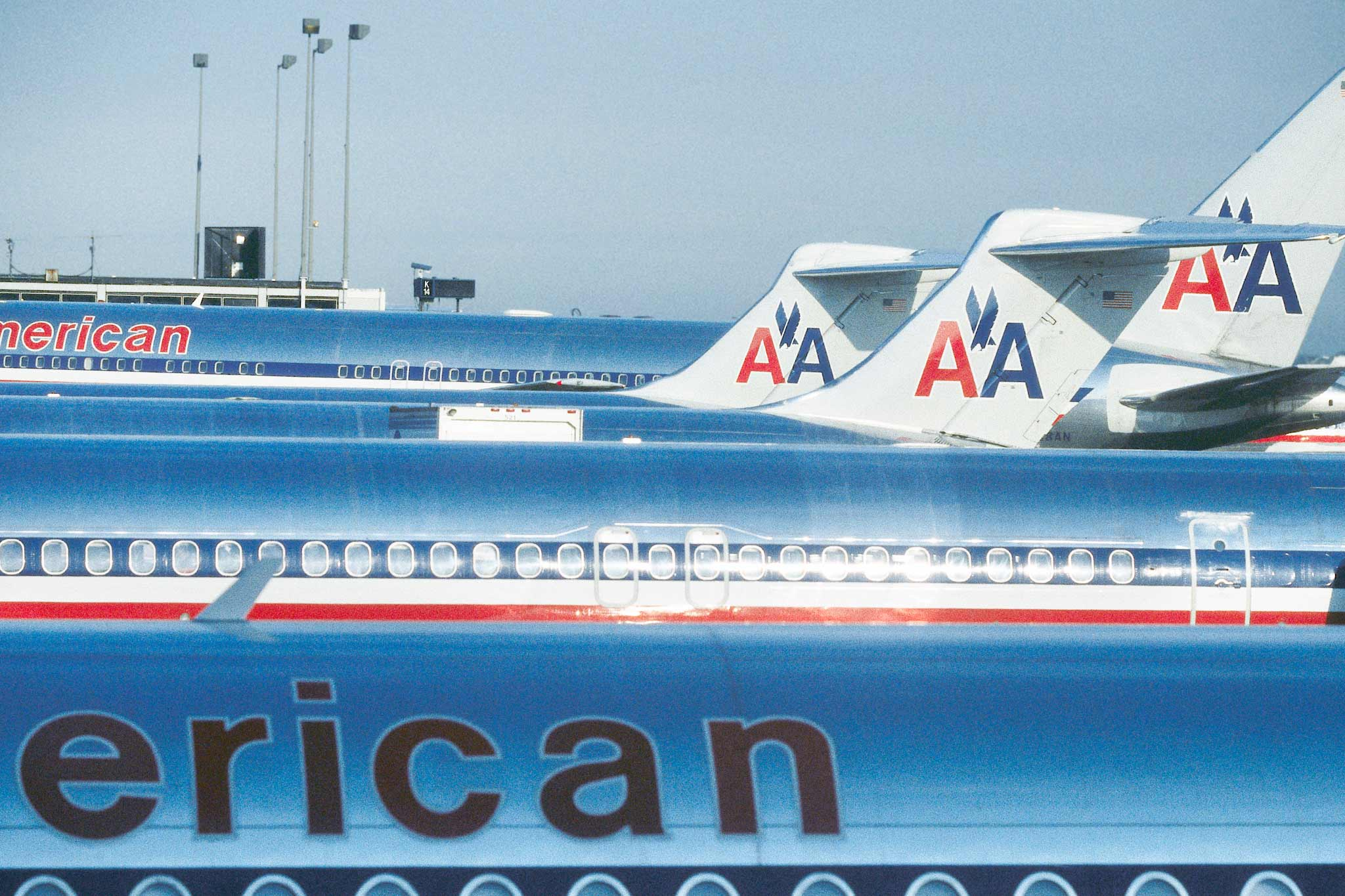 After a long love-hate relationship, American Air says