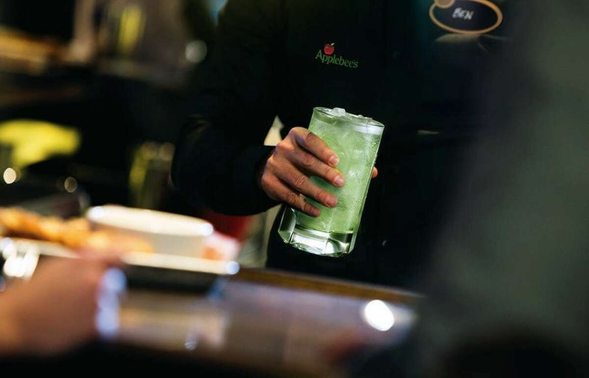PHOTOS: Applebee's restaurant chain is toasting to the weekend with a deal on a refreshing margarita. >>> See more on Applebee's 50-cent deal ...