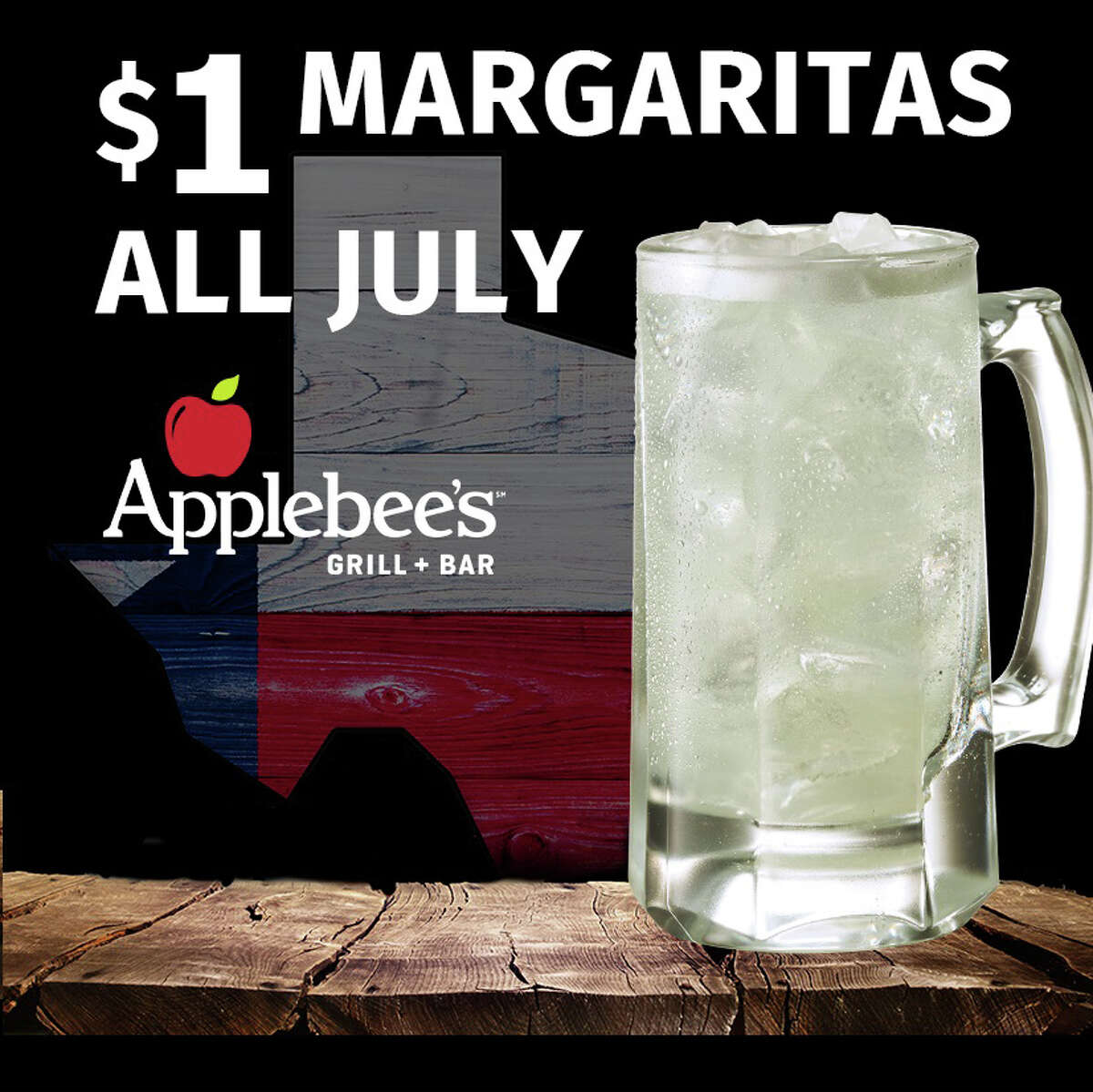 The one-day promotion kicks off a month-long special on two boozy beverages.