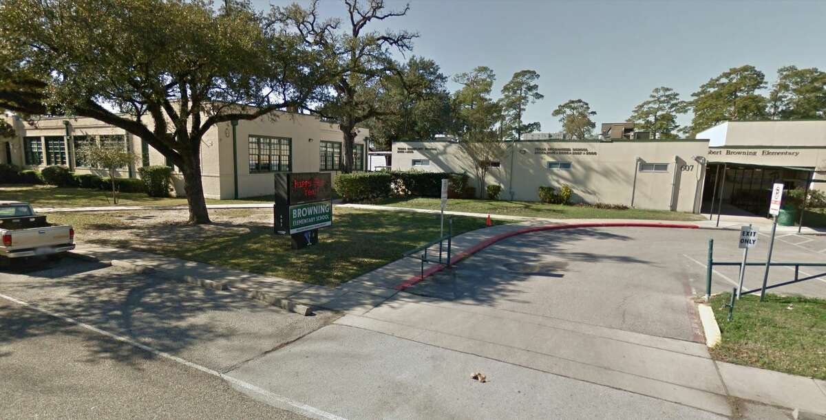 Browning ElementaryHouston ISDGrade: B-Enrollment: 544Percentage economically disadvantaged: 93 percent
