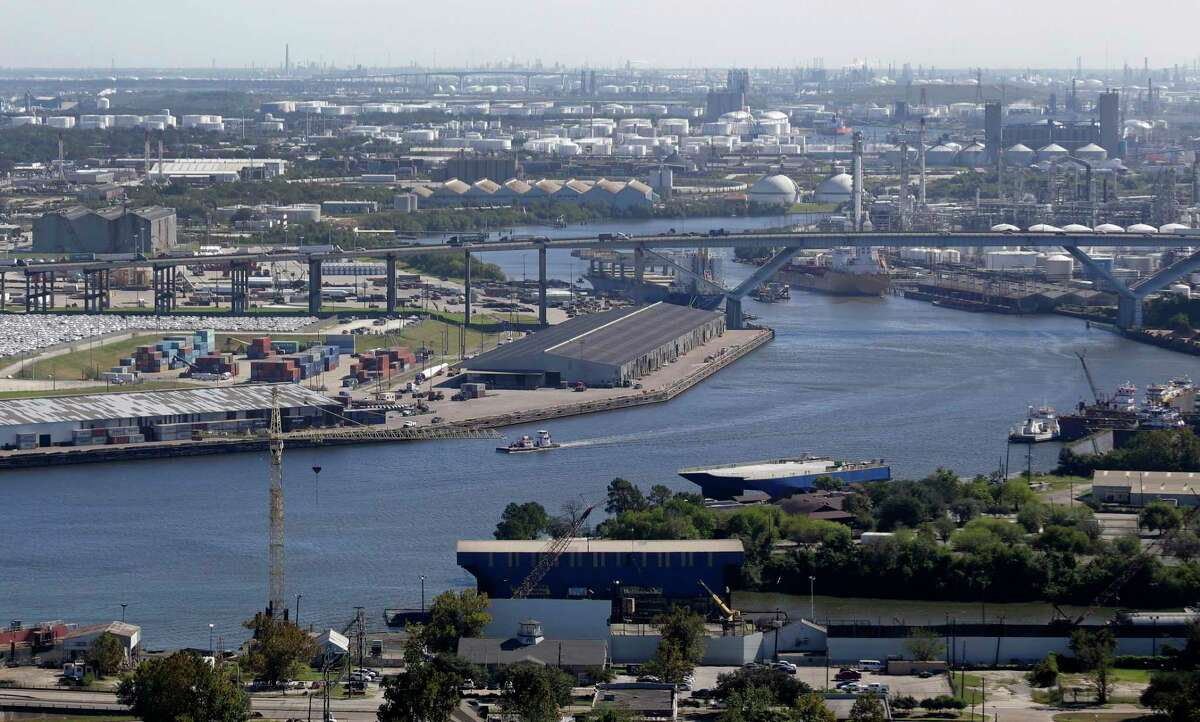 Houston's petrochemical industry faces a slowdown after years of booming business.
