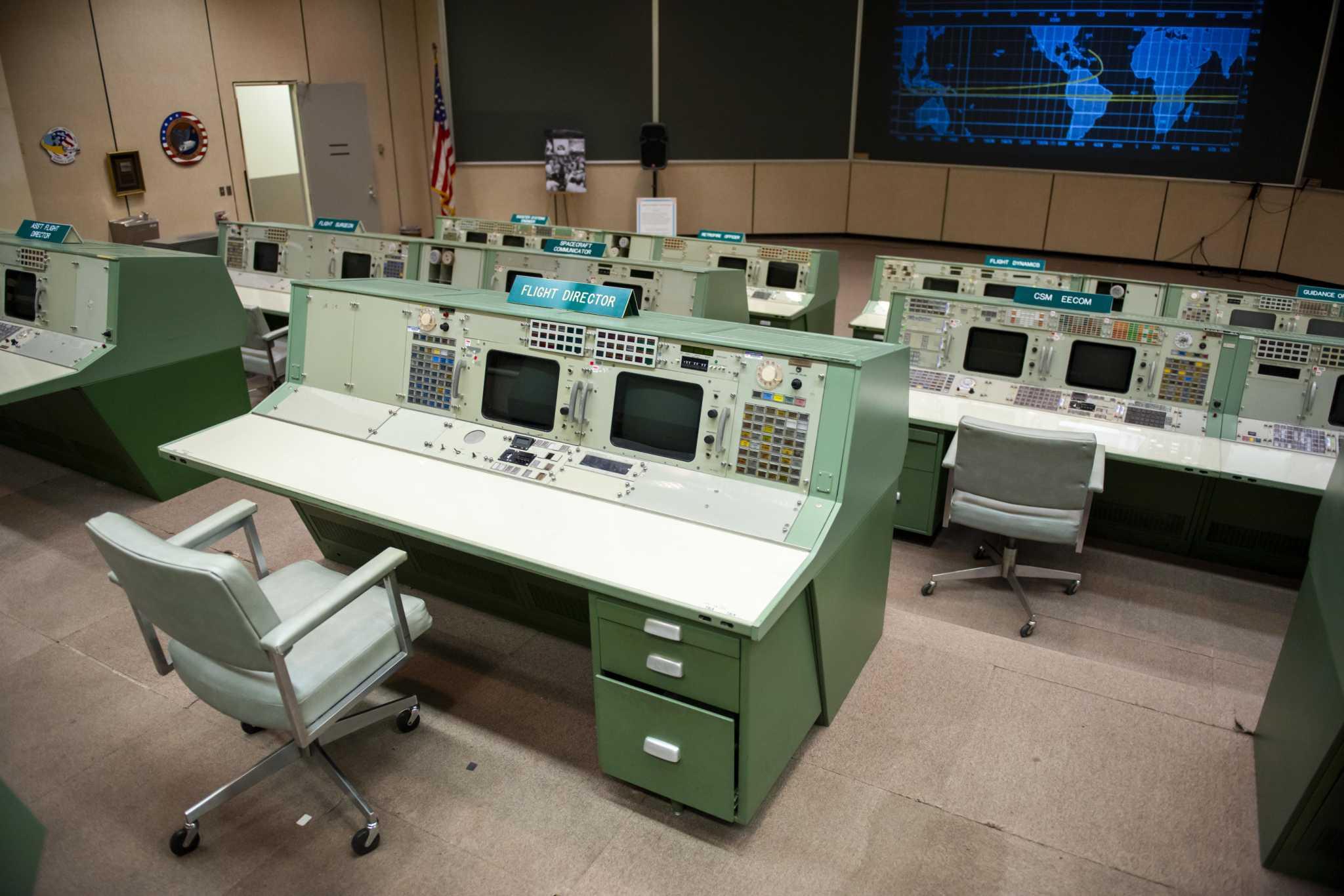 Mission Control restoration wins award