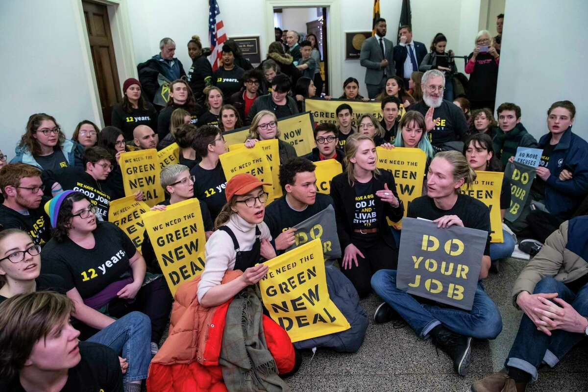 Environmental activists are moving Congress to a place where support for climate action will become inevitable.