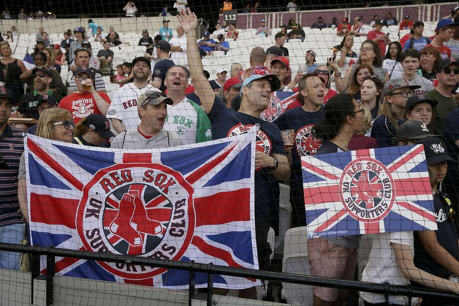 Tea time for Yankees and Red Sox as MLB eyes European fans - SFGate