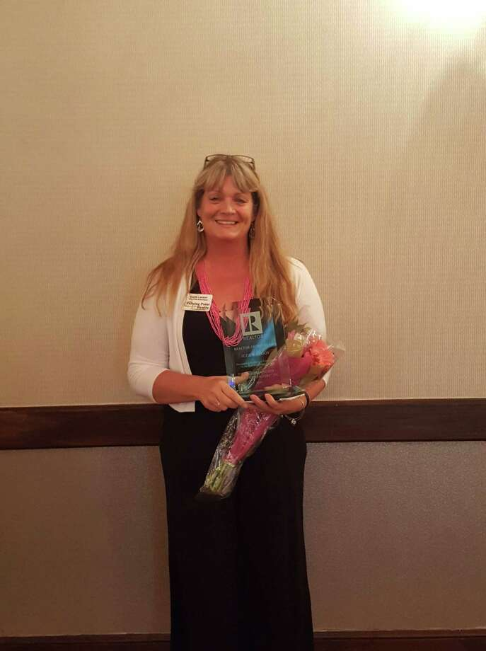 Suzie M. Larsonwas recently named theLitchfield County Board of Realtors 2019 Realtor of the Year. Photo: Contributed Photo