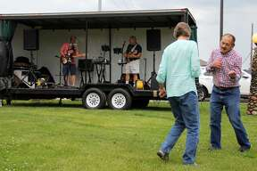 The Josh Ramses Band graced the Village of Elkton to play classic hits from the '50s and onwards, including songs by the Rolling Stones and the Temptations. This was the second installment of the Elkton Summer Entertainment Series.