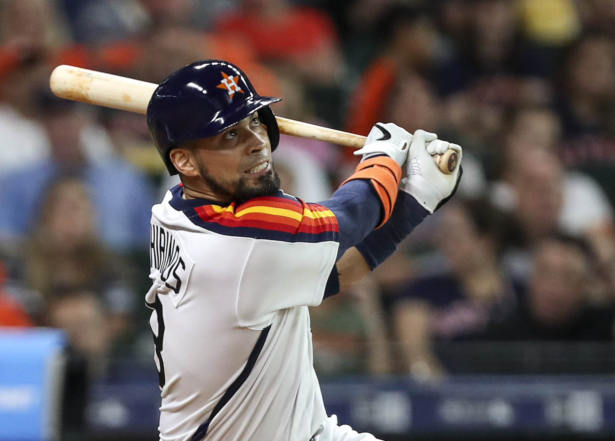 Astros Mailbag: Could there be a change at catcher?