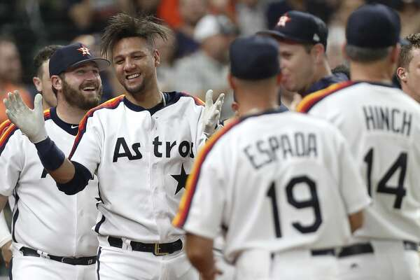 new arrivals b7bd7 737db Yuli Gurriel, Astros get walkoff win over Mariners in 10 ...