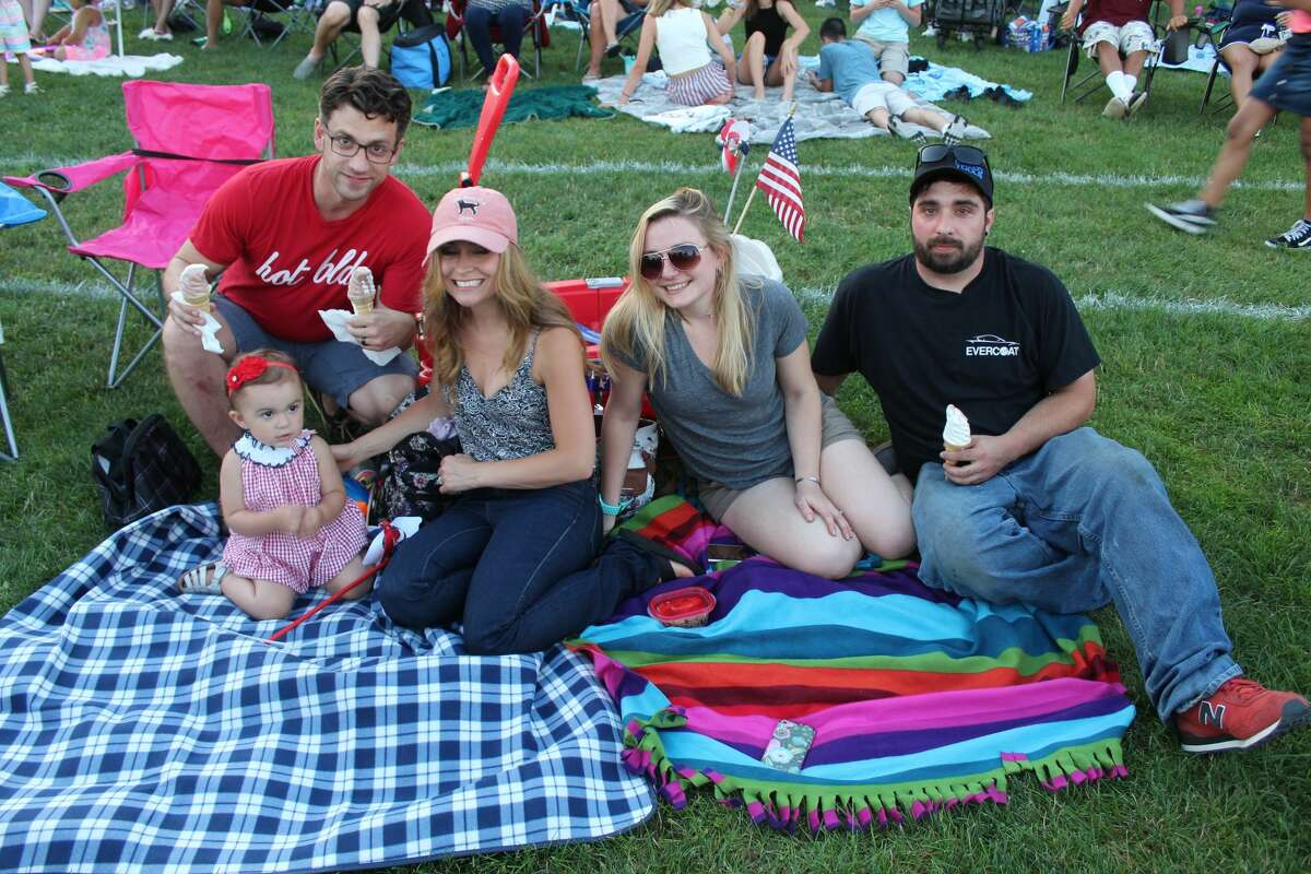 Hamden's annual Independence Day fireworks display took place June 28, 2019 at Town Center Park. Were you SEEN?