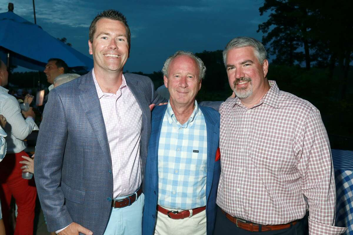 Were you Seen at the American Cancer Society's Red, White and Blue Party at the Saratoga National Golf Club in Saratoga Springs on Friday, June 28, 2019?