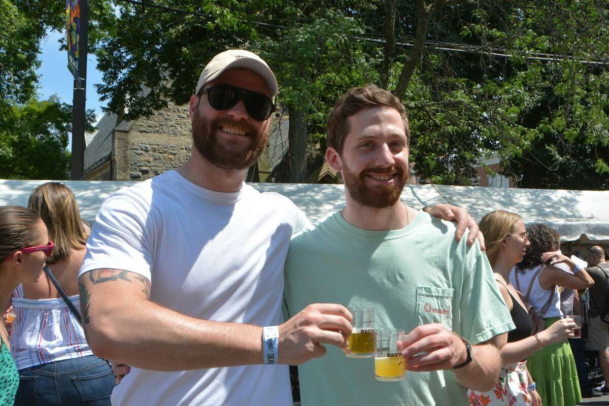 The annual Brews on Bedford beer festival took place in downtown Stamford on June 29, 2019. Festival goers sampled beer from a variety of local breweries while enjoying music, games and food. Were you SEEN?