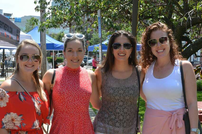 The annual Brews on Bedford beer festival took place in downtown Stamford on June 29, 2019. Festival goers sampledbeer from a variety of local breweries while enjoying music, games and food. Were you SEEN?