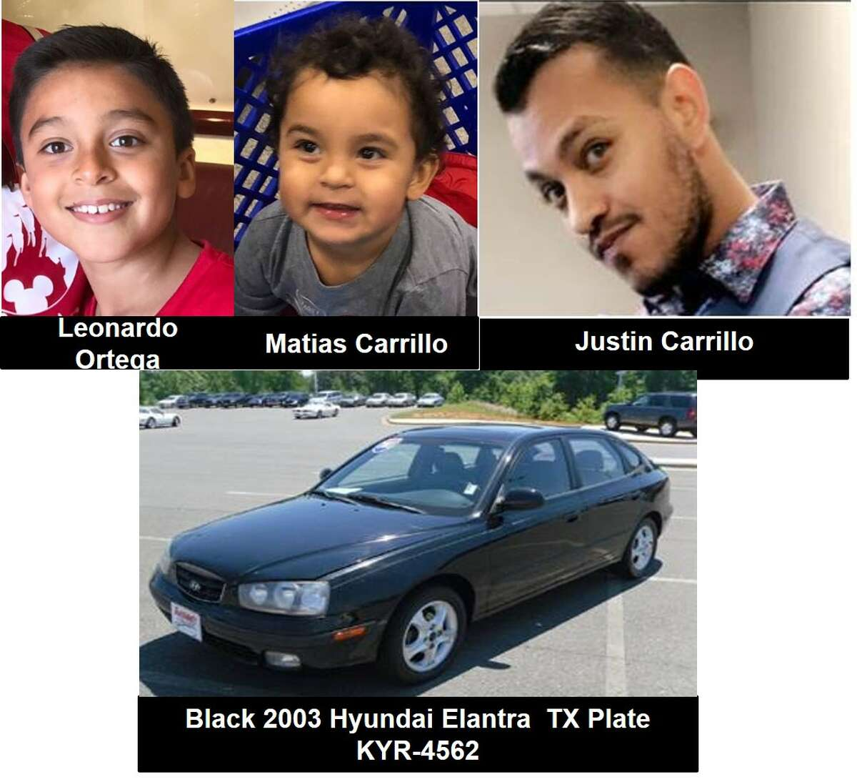 El Paso police are searching for two missing little boys they believe are