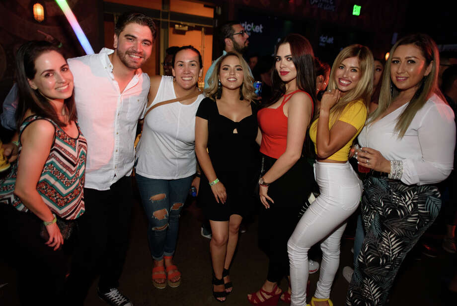 The Gasolina Reggaeton Party at the House of Blues in Downtown Houston on Friday, June 28, 2019 Photo: Jamaal Ellis, Contributor / © 2019