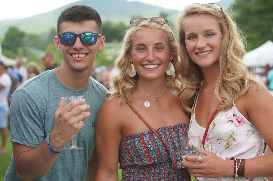 Were you Seen at the Adirondack Wine & Food Festival at Festival Commons in Lake George on June 29, 2019? Photo: Filmworks 109
