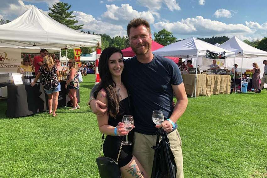 Were you Seen at the Adirondack Wine & Food Festival at Festival Commons in Lake George on June 29, 2019?
