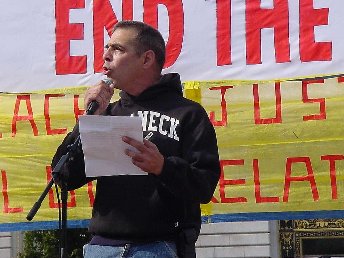 Justin Raimondo, an antiwar activist and writer, died Thursday at age 67.