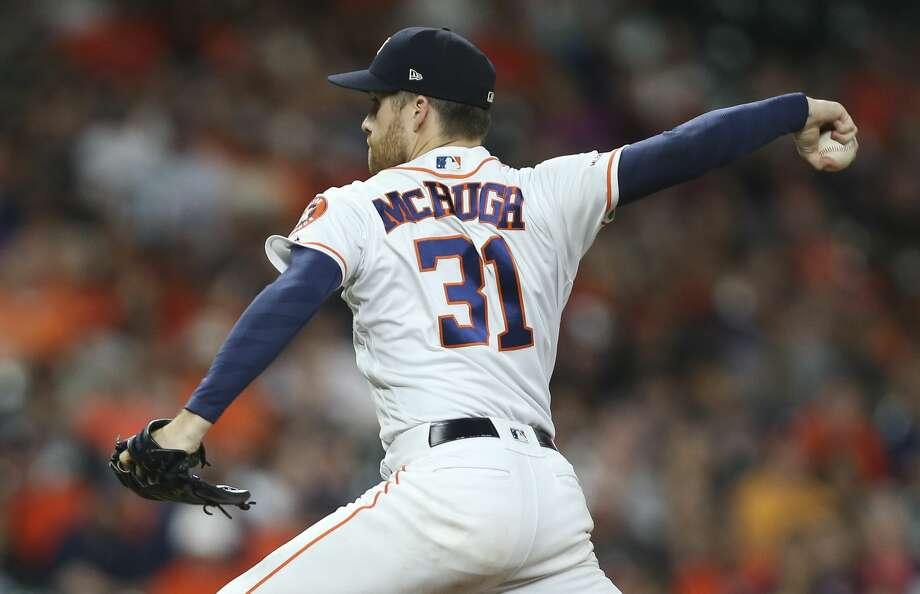Astros' A.J. Hinch says Collin McHugh is 'best he's been ...