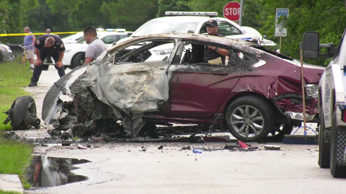 PHOTOS: Deadliest roadsThere were 350 fatal crashes on highways surrounding the Greater Houston area in 2018, according to the Texas Department of Transportation.>>>See more for the Houston highways that saw the most crashes in 2018 by county...