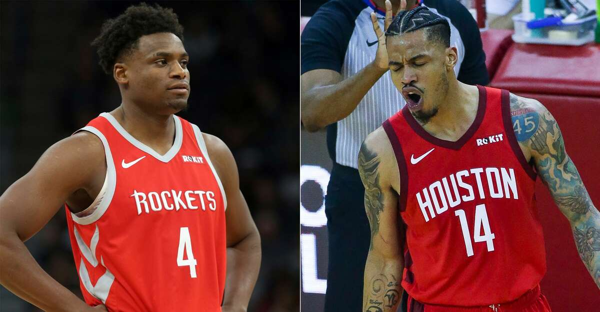 Danuel House Jr. and Gerald Green are both back in Houston with the Rockets for another season.